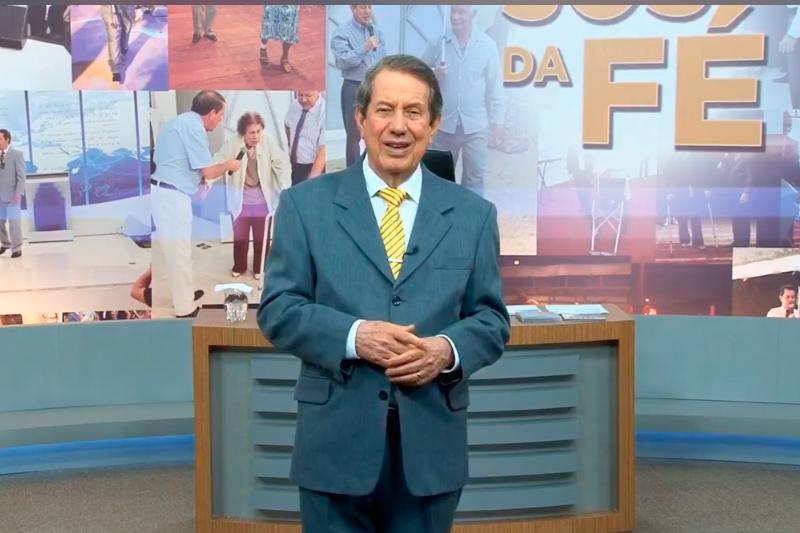 'MIssionário' R. R. Soares está internado no Rio de Janeiro com Covid-19